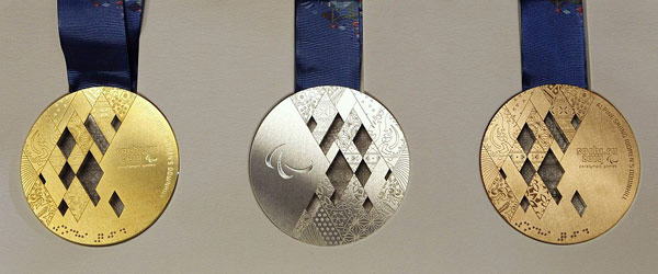 ооимпийские игры медали история