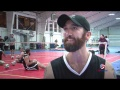 Warrior Games: Inspirational Sitting Volleyball