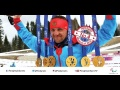 No. 4 Roman Petushkov wins record six gold medals at Sochi 2014 Paralympic Winter Games